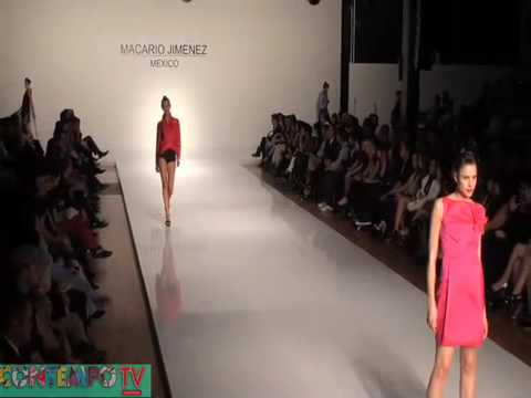 MACARIO JIMENEZ SS10 / INTERNATIONAL DESIGNER MEXICO