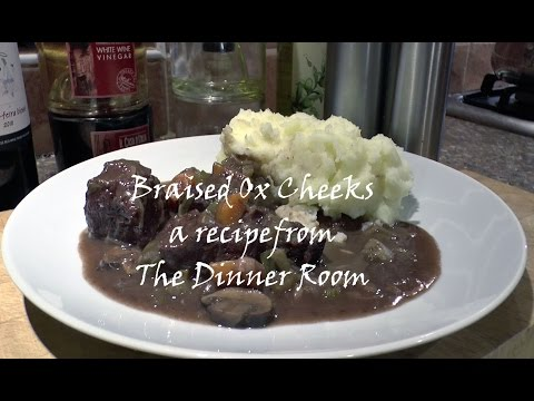 Braised Ox Cheeks - How To Make