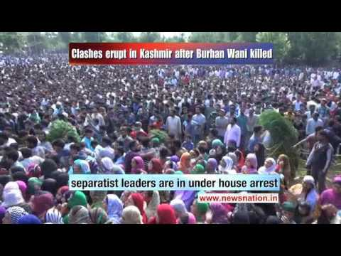 National Expert: Prabhat Shunglu on Jammu and Kashmir clashes