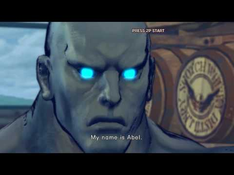 Street Fighter IV - Seth's Rival Cutscene English Ver. (720p)