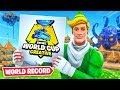 7:07 WORLD RECORD?! #LachysLanding Fortnite World Cup Results!