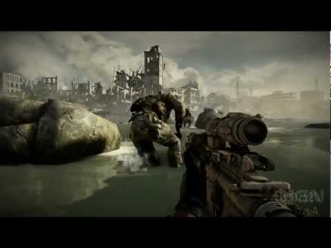 Medal of Honor: Warfighter Gameplay Demo - EA E3 2012 Press Conference