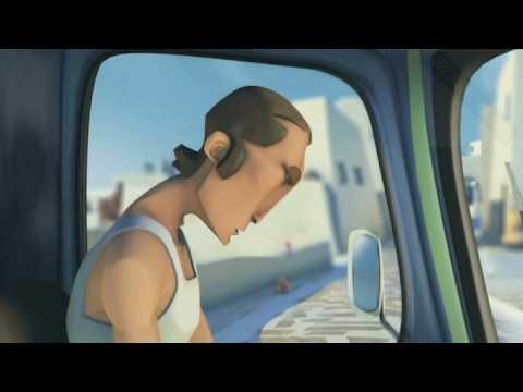 Oktapodi (2007) - Oscar 2009 Animated Short Film