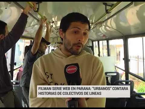 Comenzó en Paraná el rodaje de la serie