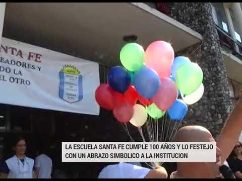 La escuela Santa Fe comenzó a transitar los festejos por sus 100 años