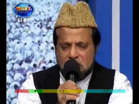 URDU SALAM(Fizaon Ko Salam)SIDDIQ ISMAIL IN QTV.BY   Naat E Habib