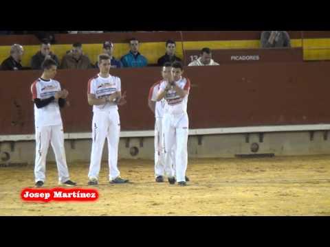 LA MAGDALENA (CS) - 8/03/2013 - CONCURSO DE RECORTES CON TOROS EMBOLADOS