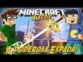 Minecraft: A Série - PODEROSA ESPADA! #11