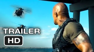 G.I. Joe 2: Retaliation Official Trailer (2012) - Dwayne Johnson, Bruce Willis Movie HD
