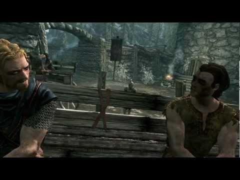 "#1 Skyrim ""Opening Scene"" Playthrough  (1080p hd)"