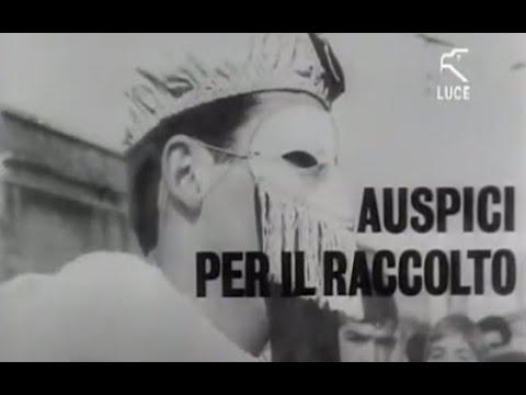 La Sartiglia - Auspici per il raccolto / Oristano - 8 Marzo 1963