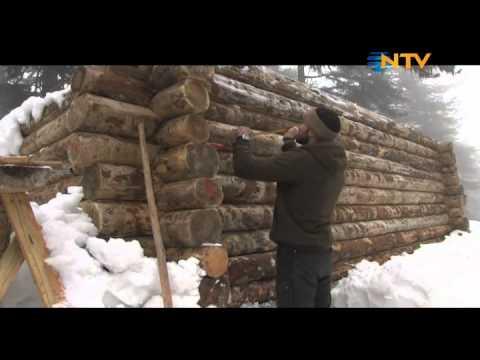 Doğada Tek Başına - Dağ Evi 7 Bölüm (21 03 2012)