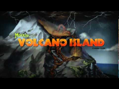Volcano Island Teaser