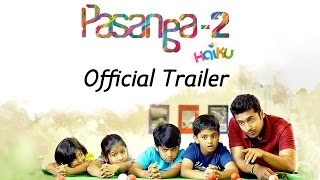 Pasanga 2 - Official Trailer