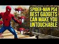 Spider Man PS4 Tips And Tricks - Gadgets Can Make You UNTOUCHABLE (Spiderman PS4 Tips And Tricks)