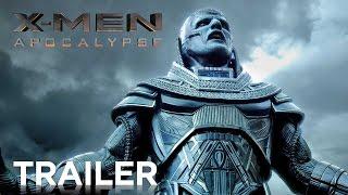 X-Men: Apocalypse   Official HD Trailer #1   2016