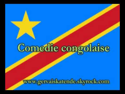 comedie congolaise