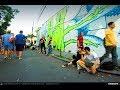 VIDEOCLIP STREET DELIVERY - Gradini Posibile, Bucuresti