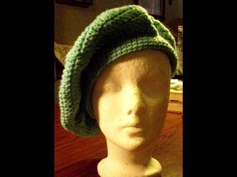 Back to Basics Crochet : Basic Beret part 1 of 4