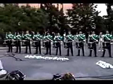 2002 Cavaliers drumline Closer