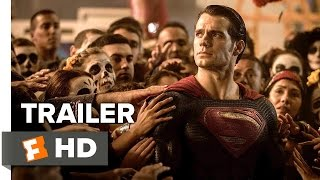 Batman v Superman: Dawn of Justice Official Trailer #1 (2016) - Henry Cavill, Ben Affleck Movie HD