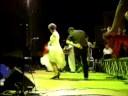 maria grazia altieri balla la pizzica pizzica alla notte della tammorra