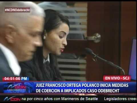 Juez envía a prisión mayoría de implicados por caso Odebrecht