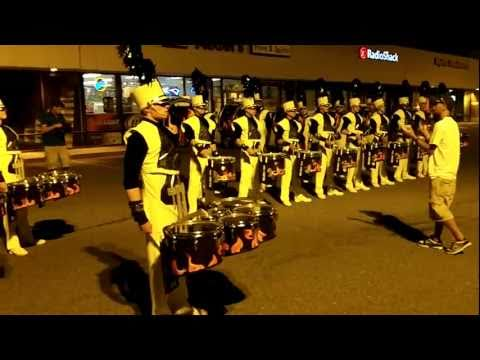 2011 Carolina Crown Drumline