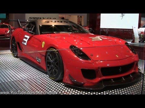 Ferrari 599XX Evolution - 2011 Bologna Motor Show