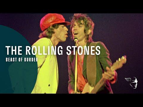 The Rolling Stones - Beast of Burden (from Some Girls, Live in Texas -78 DVD, Blu-Ray)