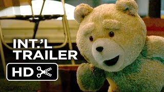 Ted 2 Official Thunder Trailer (2015) - Mark Wahlberg, Seth MacFarlane Comedy Sequel HD