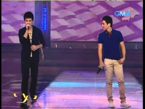 "JULIELMO & TWEEN ACADEMY ""NOTHING GONNA STOP US"" PP SILIP 8/21/11"