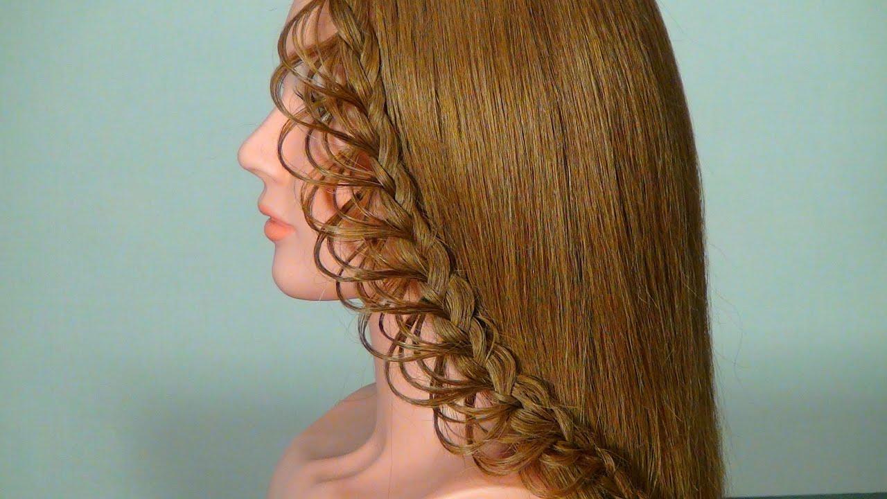 Зачем волосы заплетать на ночь в косу