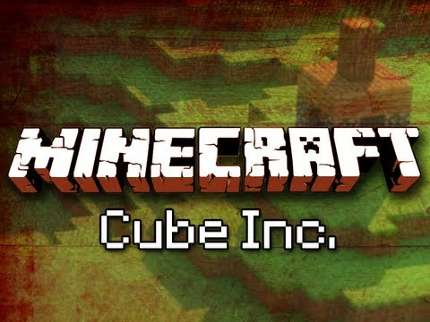 Minecraft: Cube Inc - Part 1 (Custom Map Adventure)