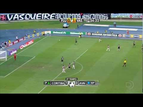 Jogo Completo Campeonato Brasileiro 2011 - Fluminense 1x2 Vasco