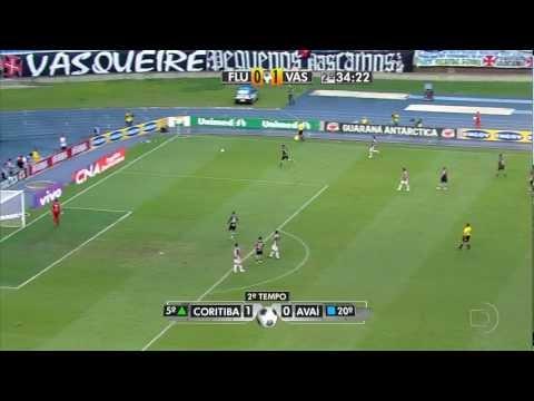 Jogo Completo Campeonato Brasileiro 2011 - Fluminense 1x2 Vasco