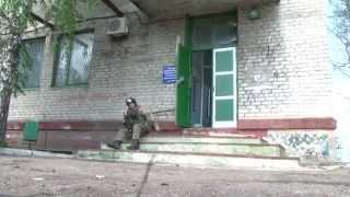 Подробности спецоперации по освобождению телевышки в Славянске