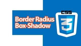 CURSO DE CSS3 - Introducción, Box-Shadow, Border-radius