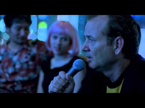 Bill Murray - More Than This (Lost in Translation) HD