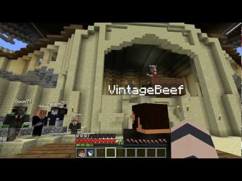 Etho MindCrack SMP - Episode 52: The Judgement