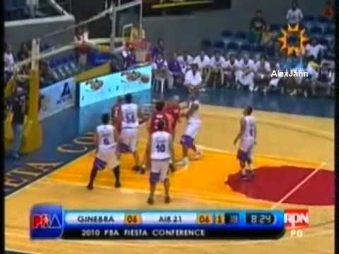 Mark Caguioa's Highlights