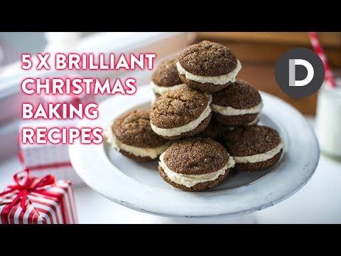 Top 5 Christmas Baking Recipes!