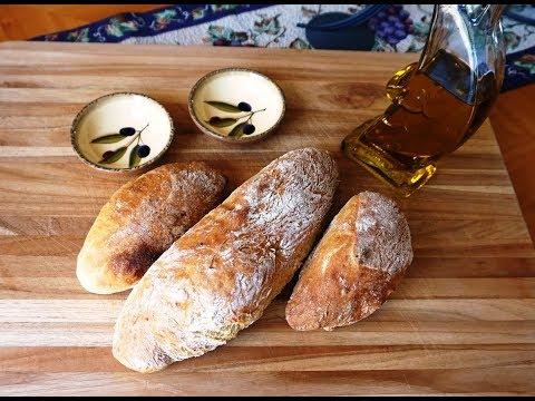 No-Knead Garlic Bread… super easy… foolproof… no machines
