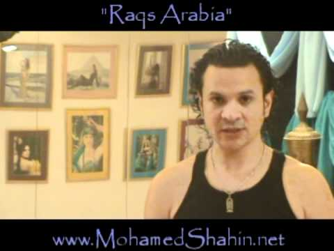 Mohamed Shahins new Khaliji and Shaabi instructional DVD RAQS ARABIA !!!!