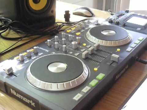 Caution DJ Tutorial: Dubstep Mash-up using the Numark Mixtrack Pro