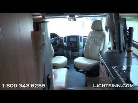 Lichtsinn.com - 2013 Winnebago Era 70A Motor Home Class B - Diesel