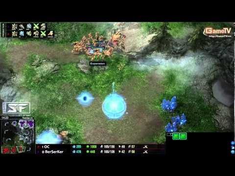 SC2 | APC: Ber vs OC set 2 04.01.2014