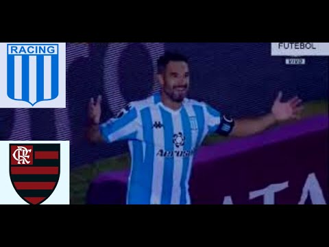 Polémica intervención del VAR: Le anularon un gol legítimo a Racing ante Flamengo