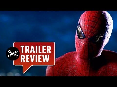 The Amazing Spider-Man 4-Minute Preview (2012) Trailer Review