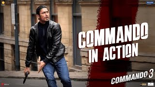 Commando 3|Commando In Action